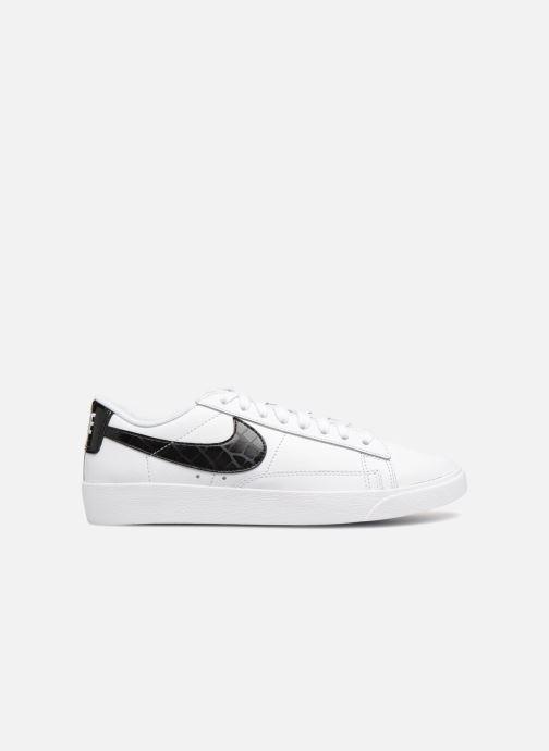 Trainers Nike W Blazer Low White back view