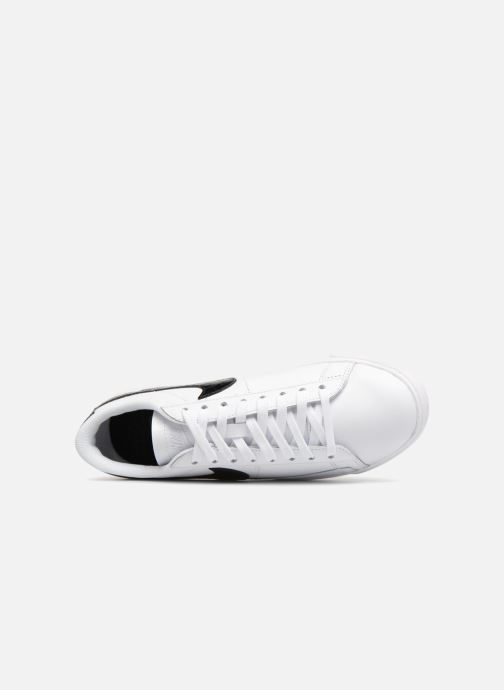 Trainers Nike W Blazer Low White view from the left