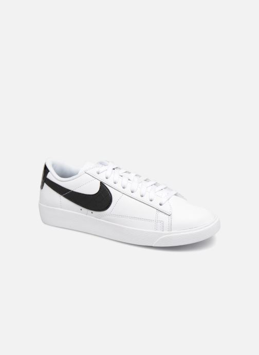 Trainers Nike W Blazer Low White detailed view/ Pair view