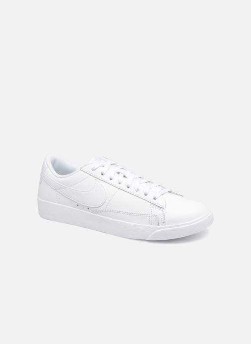 Sneaker Nike W Blazer Low weiß detaillierte ansicht/modell