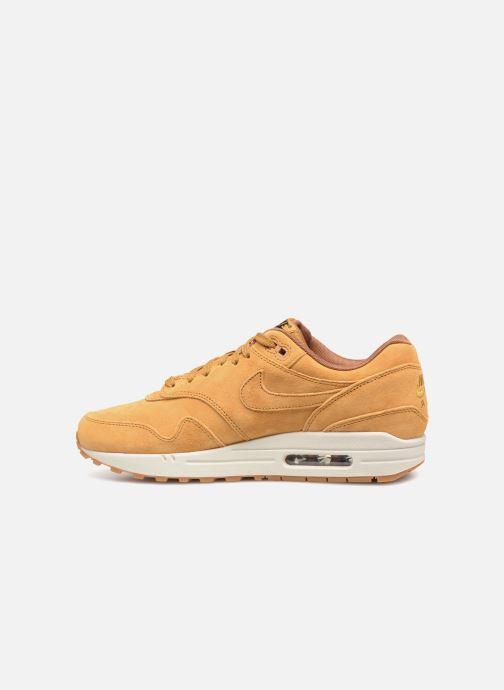 Sneakers Nike Nike Air Max 1 Premium Marrone immagine frontale