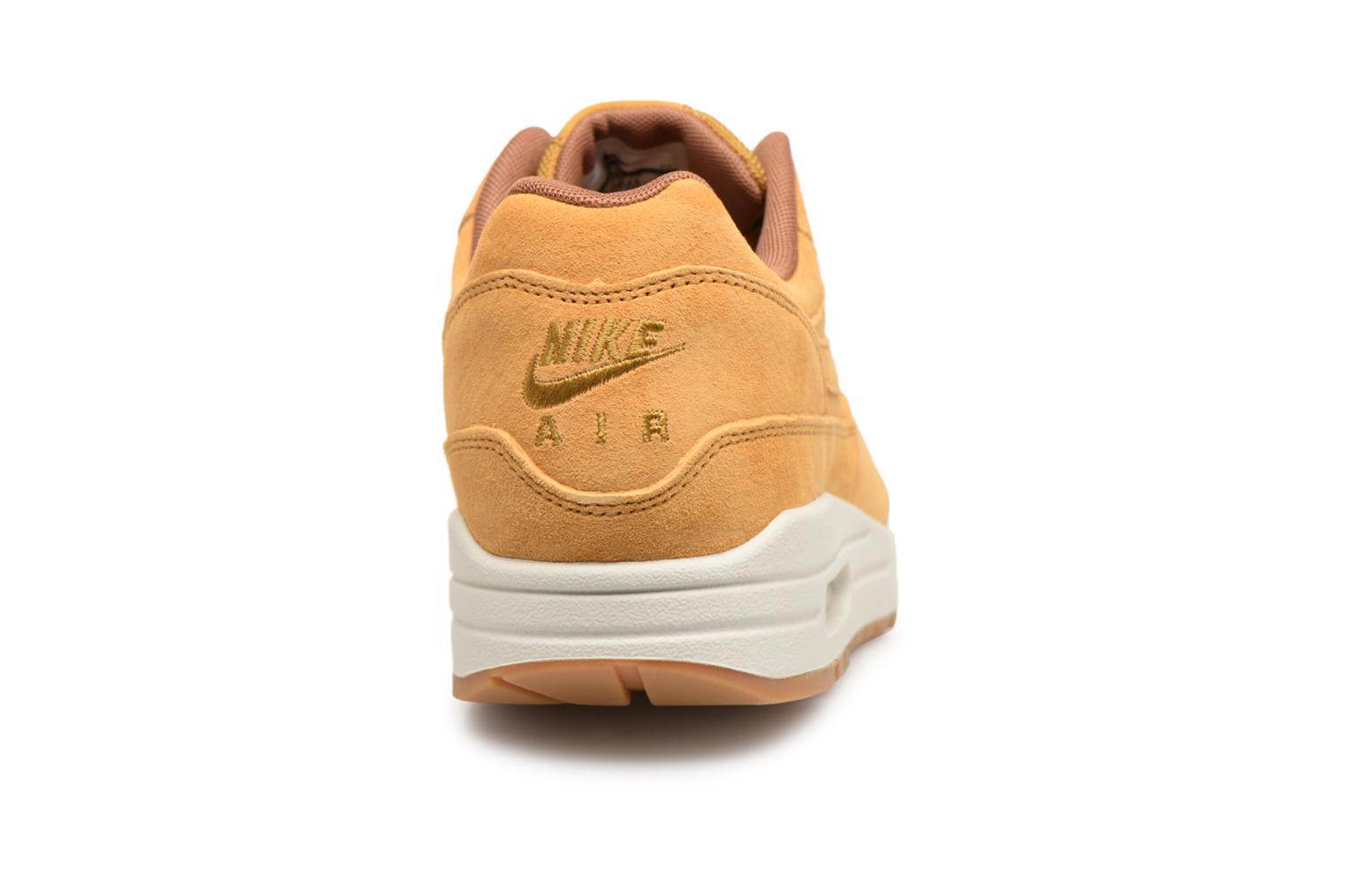 Sneakers Nike Nike Air Max 1 Premium Marrone immagine destra