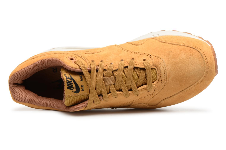 Baskets Nike Nike Air Max 1 Premium Marron vue gauche