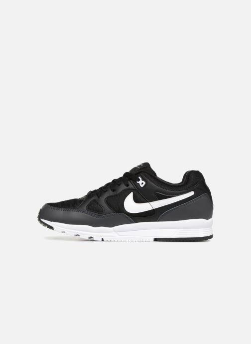Sneaker Nike Nike Air Span Ii schwarz ansicht von vorne