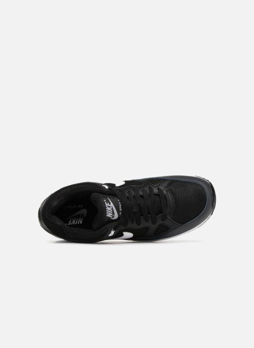 Sneaker Nike Nike Air Span Ii schwarz ansicht von links