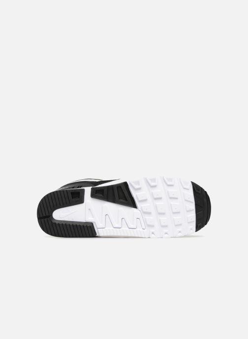Sneaker Nike Nike Air Span Ii schwarz ansicht von oben