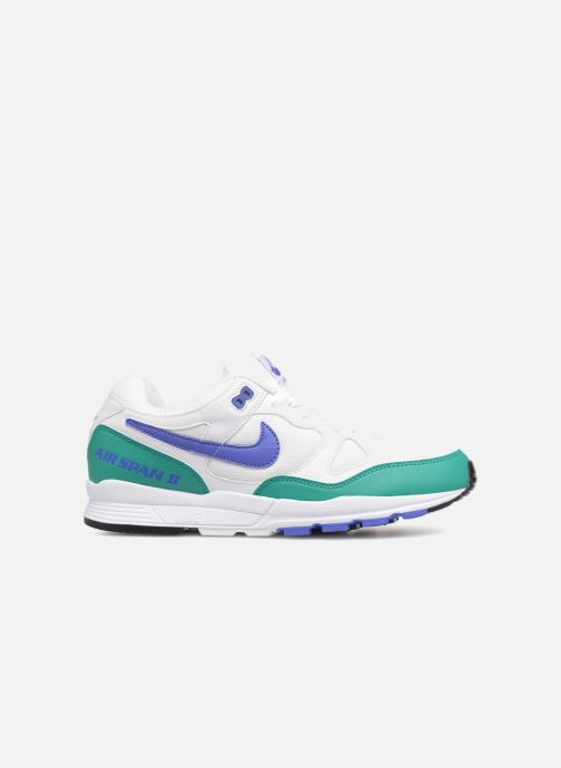 Sneaker Nike Nike Air Span Ii weiß ansicht von hinten