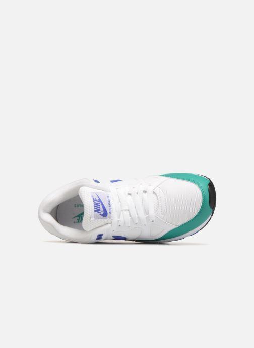 quality design e7b1d cd095 Baskets Nike Nike Air Span Ii Blanc vue gauche