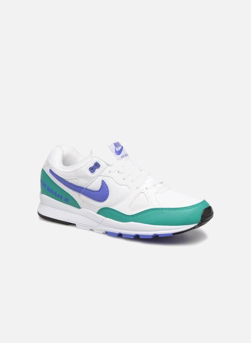 Sneaker Nike Nike Air Span Ii weiß detaillierte ansicht/modell