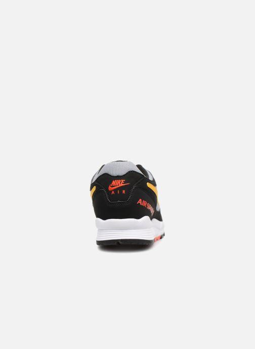 Sneaker Nike Nike Air Span Ii schwarz ansicht von rechts
