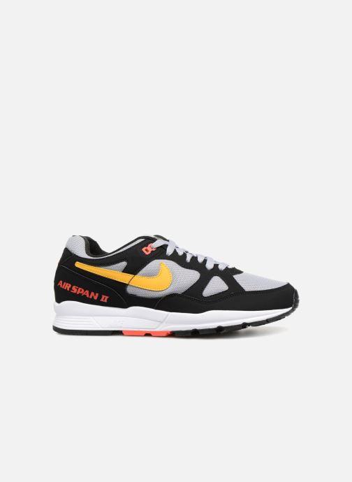 Sneaker Nike Nike Air Span Ii schwarz ansicht von hinten