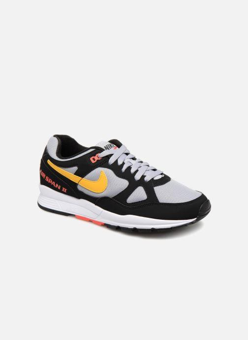 quality design fc9e6 b0b8f Sneakers Nike Nike Air Span Ii Svart detaljerad bild på paret