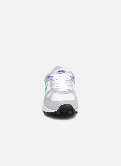 Sneaker Nike Nike Air Span Ii grau schuhe getragen