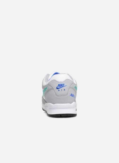 Sneaker Nike Nike Air Span Ii grau ansicht von rechts