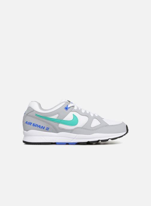 Sneaker Nike Nike Air Span Ii grau ansicht von hinten