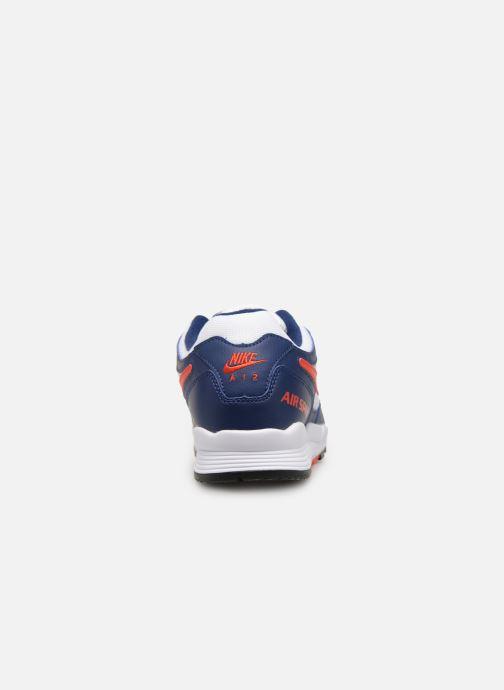 Baskets Nike Nike Air Span Ii Blanc vue droite