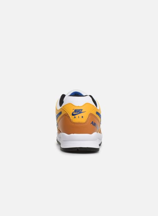 Baskets Nike Nike Air Span Ii Jaune vue droite