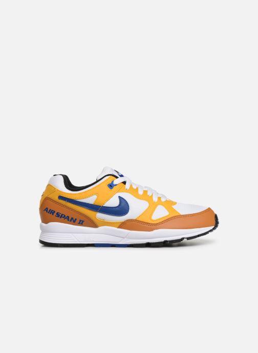Deportivas Nike Nike Air Span Ii Amarillo vistra trasera