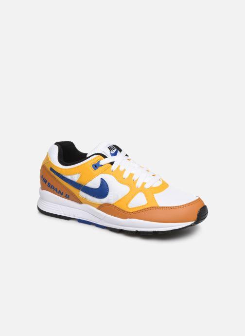 Baskets Nike Nike Air Span Ii Jaune vue détail/paire