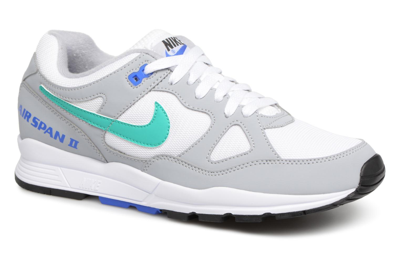 Nike Nike Air Span Ii Ii Ii Grå Trainers chez Sarenza 347043 726f81