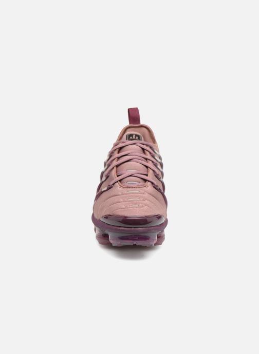 Baskets Nike W Air Vapormax Plus Violet vue portées chaussures
