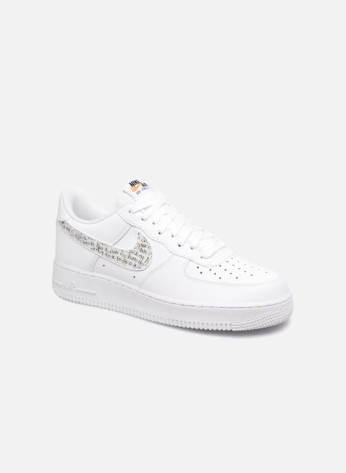 best service 3446d 538a6 Nike Air Force 1 '07 Lv8 Jdi Lntc (Wit) - Sneakers chez Sarenza (330074)