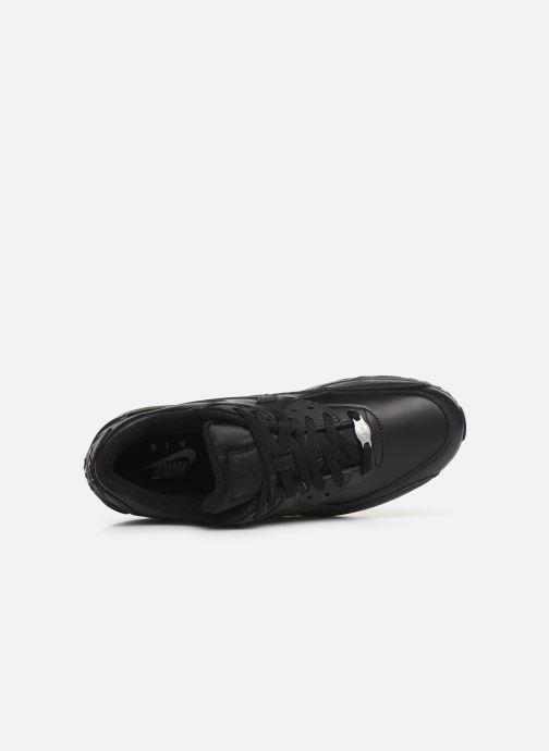 Sneakers Nike Air Max 90 Leather Zwart links