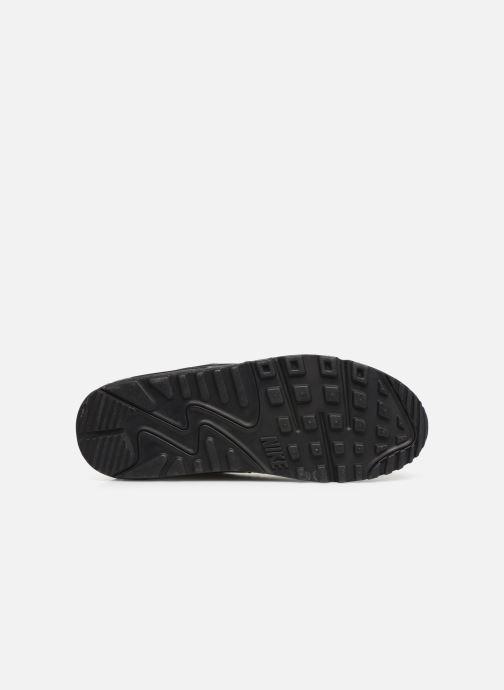 Nike Air Max 90 Leather (Noir) - Baskets chez Sarenza (389229)