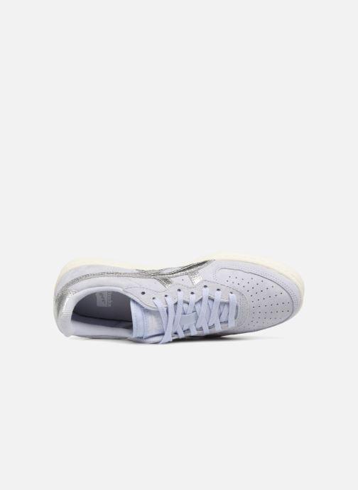 Sneakers Asics Gsm W Blauw links
