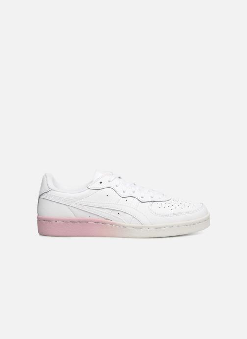 Trainers Asics Gsm W White back view