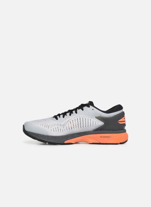 Zapatillas de deporte Asics Gel-Kayano 25 Gris vista de frente
