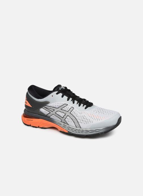 Sportssko Asics Gel-Kayano 25 Grå detaljeret billede af skoene