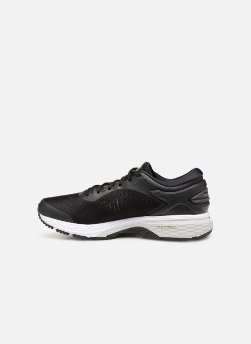 Zapatillas de deporte Asics Gel-Kayano 25 Negro vista de frente