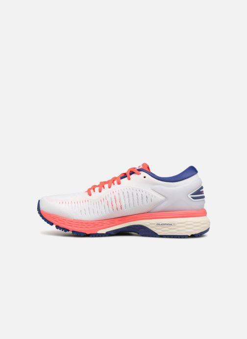 Chaussures de sport Asics Gel-Kayano 25 Blanc vue face