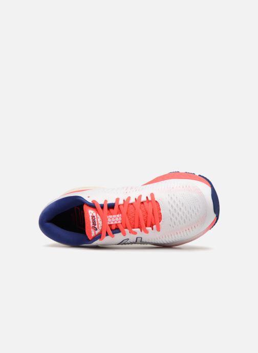 Chaussures de sport Asics Gel-Kayano 25 Blanc vue gauche