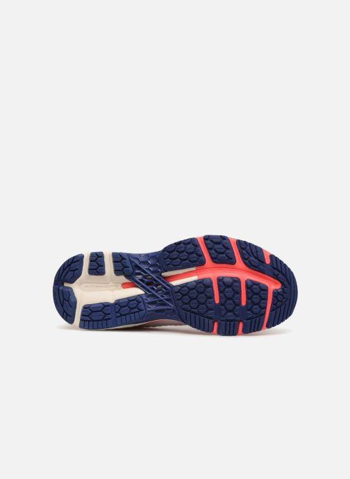 Chaussures de sport Asics Gel-Kayano 25 Blanc vue haut