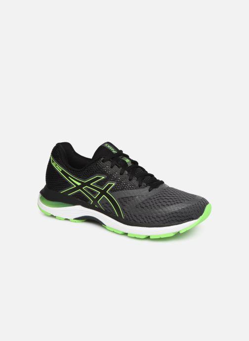 Sportssko Asics Gel-Pulse 10 Grå detaljeret billede af skoene