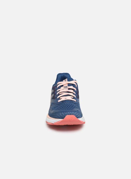 Chaussures de sport Asics Gel-Pulse 10 Bleu vue portées chaussures