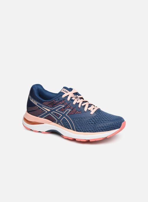 sports shoes f19b8 ba01e Chaussures de sport Asics Gel-Pulse 10 Bleu vue détail paire