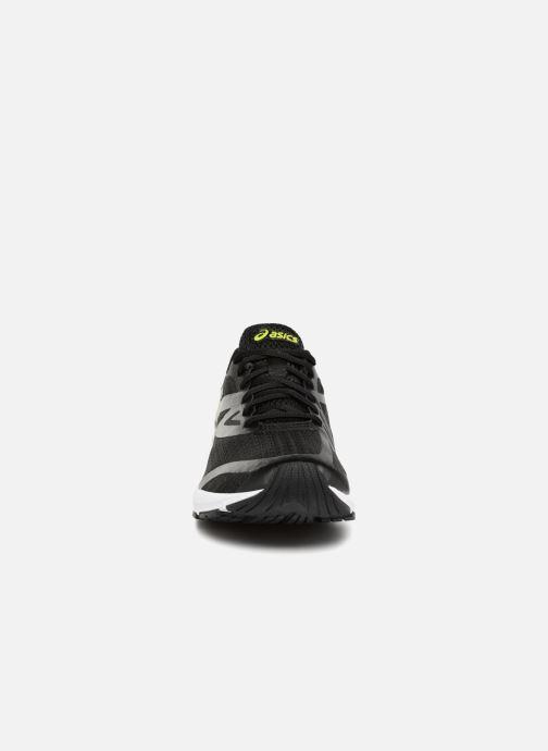 Sportschuhe Asics Amplica schwarz schuhe getragen