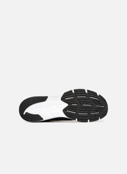 Sportschuhe Asics Amplica schwarz ansicht von oben