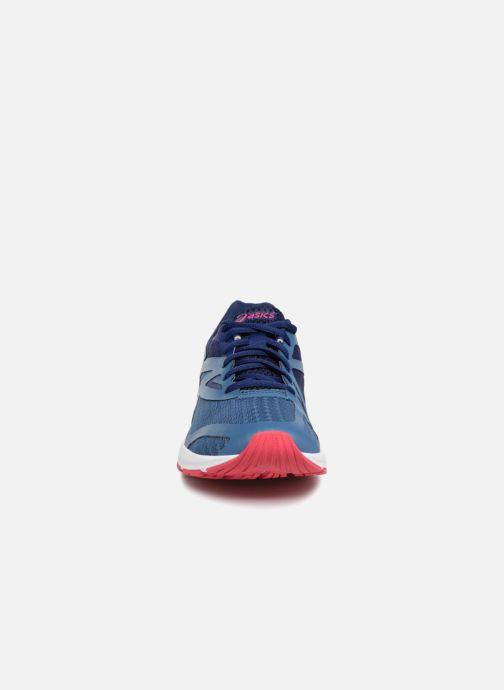 Chaussures de sport Asics Amplica Bleu vue portées chaussures