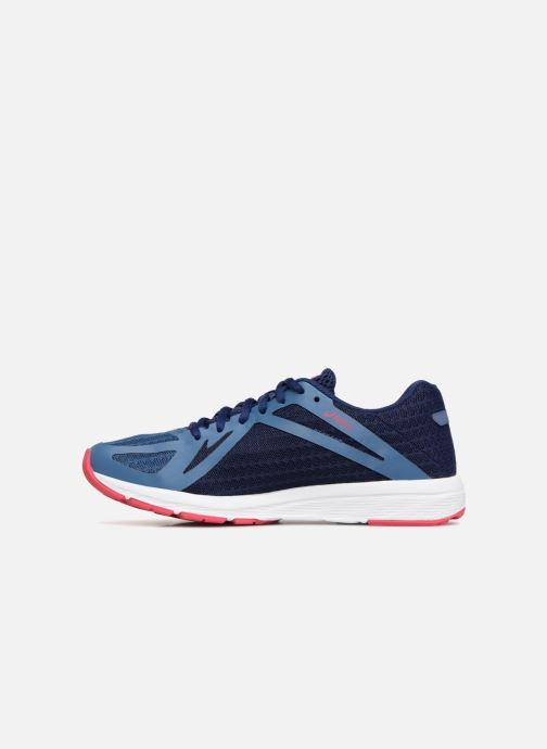 Chaussures de sport Asics Amplica Bleu vue face