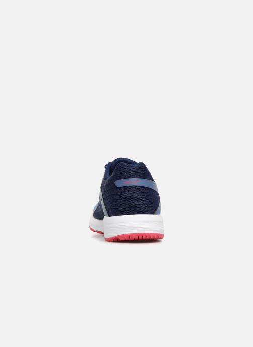 Chaussures de sport Asics Amplica Bleu vue droite