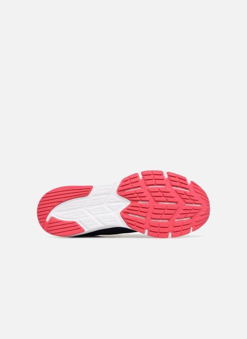 Chaussures de sport Asics Amplica Bleu vue haut