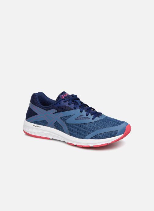 Sportssko Asics Amplica Blå detaljeret billede af skoene