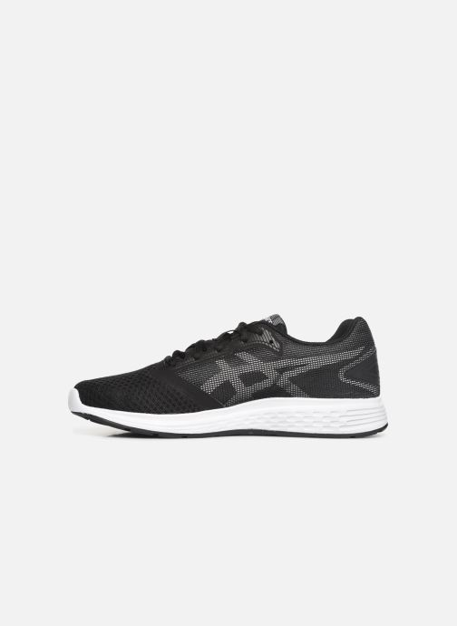 Sport shoes Asics Patriot 10 Black front view
