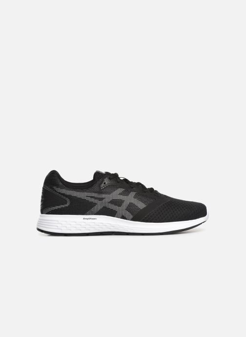 Sport shoes Asics Patriot 10 Black back view