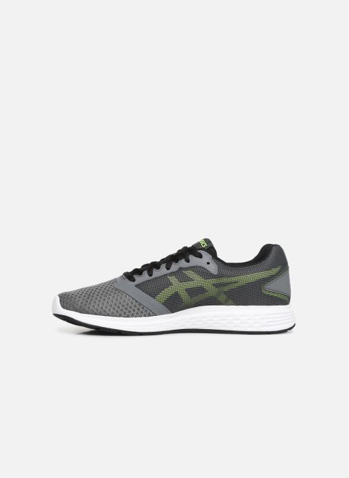 Sport shoes Asics Patriot 10 Grey front view
