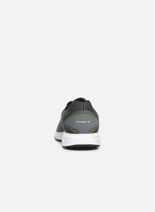 Zapatillas de deporte Asics Patriot 10 Gris vista lateral derecha